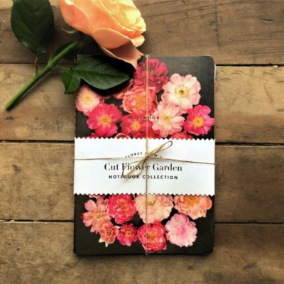 floret farms notebook set