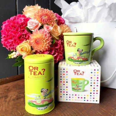 Tea Lover's Gift Bundle - CuBaMint