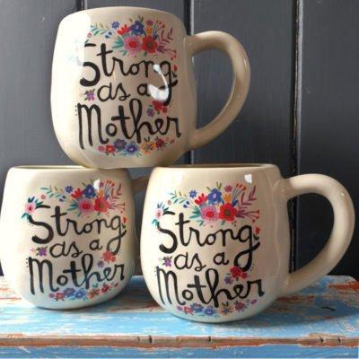 strong as a mother mug