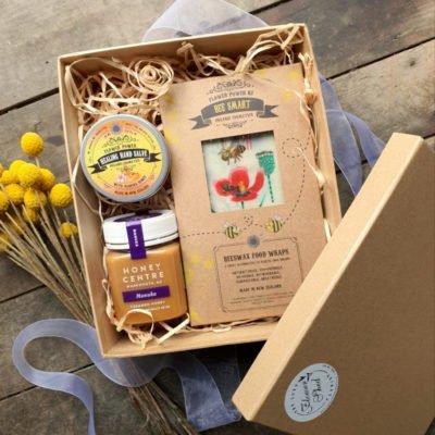 bee's knees gift box
