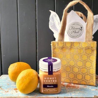 lemon honey gift bundle