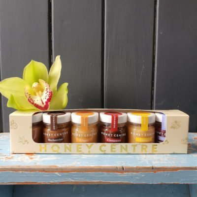 flavoured honey gift bundle