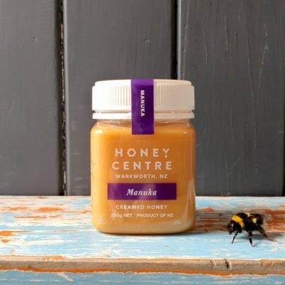 creamed manuka honey
