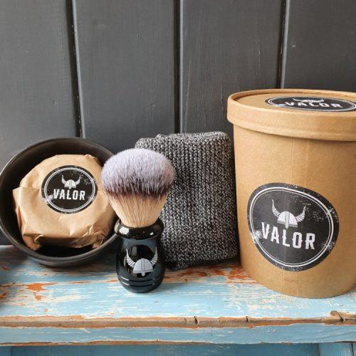 valor shave me mens gift set