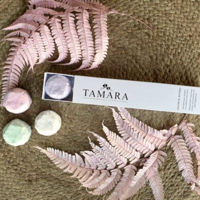 essentially tamara shower bomb gift box