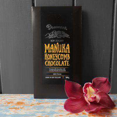 Manuka Honeycomb Chocolate