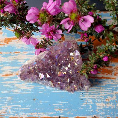 angel aura amethyst crystal