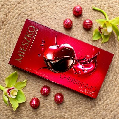 Cherrissimo cherry liqueur chocolates